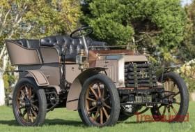 1902 Panhard Levassor 7hp Rear Entrance Tonneau Classic Cars for sale