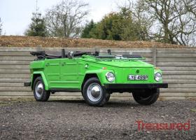 1975 Volkswagen Trekker Classic Cars for sale