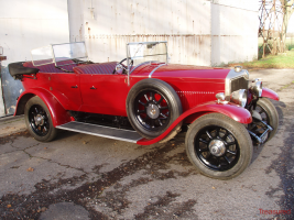 1927 Crossley  20.9 Tourer Classic Cars for sale