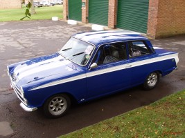 1964 Ford Lotus Cortina Mk I Classic Cars for sale