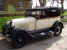 1928 Ford Model A Phaeton Classic Cars for sale