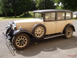 1930 Humber 16/50 Imperial Classic Cars for sale