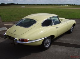 1967 Jaguar E-type Series 1.5 FHC 4.2 Classic Cars for sale