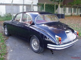 1966 Jaguar Mk II 2.4 Classic Cars for sale