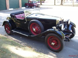 1929 MG 18/80 Classic Cars for sale