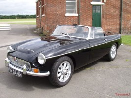 1969 MG C Roadster Classic Cars for sale