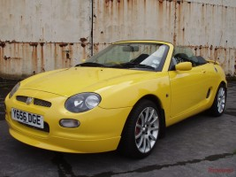 2001 MG TF 160 Trophy Classic Cars for sale