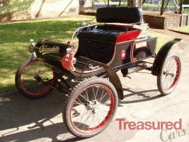 1902 Oldsmobile Curved Dash Classic Cars for sale