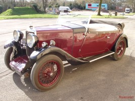 1932 Riley 9 4-seat Tourer by Holbrook Classic Cars for sale