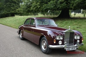 1965 Rolls-Royce Silver Cloud III By James Young Classic Cars for sale