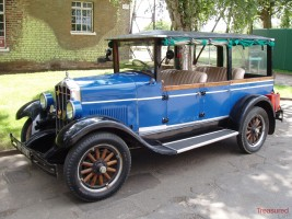 1928 Rugby Utility (Durant) Classic Cars for sale