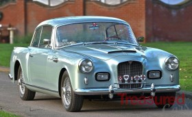 1952 Alvis TD21 Classic Cars for sale