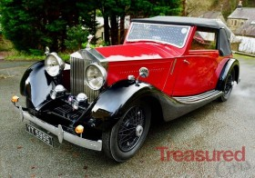 1927 Rolls-Royce 20hp 3 Position Drophead by Southern Classic Cars for sale
