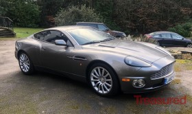 2003 Aston Martin Vanquish Classic Cars for sale