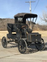 1907 Black Auto Buggy Classic Cars for sale