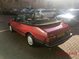 1993 Saab 900 Classic Cars for sale