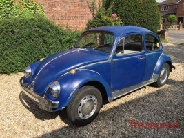 1971 Volkswagen Beetle 1300 Classic Cars for sale