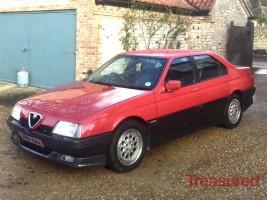 1991 Alfa Romeo 164 Classic Cars for sale