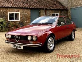 1979 Alfa Romeo GTV Classic Cars for sale