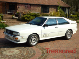 1986 Audi UR Quattro Classic Cars for sale