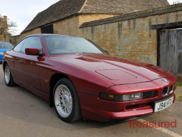 1991 BMW 850i Classic Cars for sale