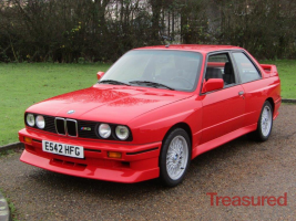 1988 BMW M3 Classic Cars for sale