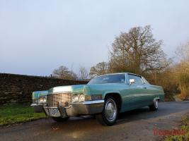 1970 Cadillac Calais Fleetwod DeVille Coupe Classic Cars for sale
