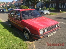 1989 Volkswagen Golf GTI Mk2 Classic Cars for sale