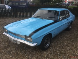 1978 Ford Capri 3000GT Classic Cars for sale