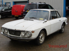 1969 Lancia Fulvia Coupe Classic Cars for sale