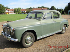 1961 Rover P4 Classic Cars for sale
