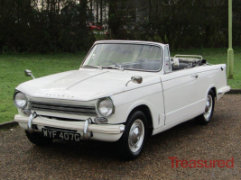 1969 Triumph Herald Classic Cars for sale
