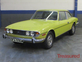 1973 Triumph Stag Classic Cars for sale
