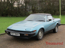 1980 Triumph TR7 Classic Cars for sale