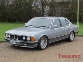 1986 BMW 735i Classic Cars for sale