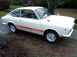 1968 Fiat 850 Sport Coupe Classic Cars for sale