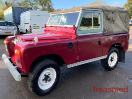 1968 Land Rover 88 Classic Cars for sale