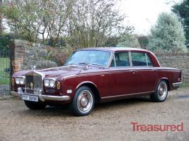 1972 Rolls-Royce Silver Shadow LWB Classic Cars for sale