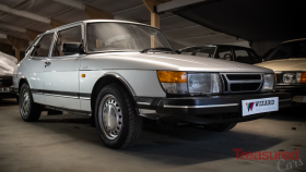 1986 Saab 900 Classic Cars for sale