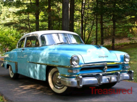 1953 Chrysler Windsor Coupe Classic Cars for sale