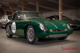 1955 TVR  Notchback Jomar Classic Cars for sale