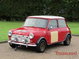 1969 Mini Classic Morris Mini Cooper Classic Cars for sale