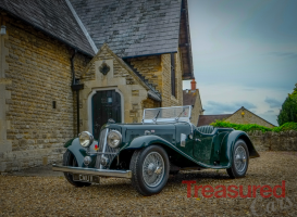 1938 Aston Martin Short Chassis 15/98 Classic Cars for sale