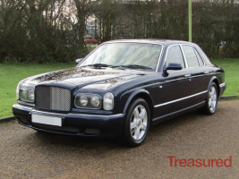 2001 Bentley Arnage Red Label Classic Cars for sale