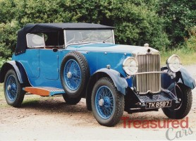 1930 Lanchester 30hp Straight Eight Classic Cars for sale