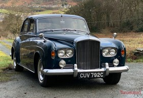1965 Bentley S3 Four Door Saloon with Folding Rear Seat Classic Cars for sale