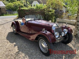 1953 Morgan PLUS 4 Flat Rad Classic Cars for sale