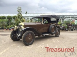 1918 Sigma Tourer Classic Cars for sale