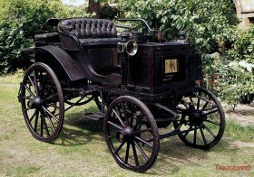 1895 the Dawn of Motoring