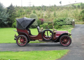 Rare 107 year old car is up for auction